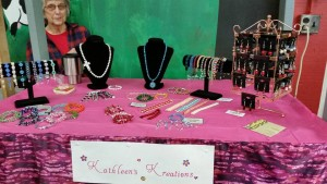 kathleens kreations booth pic